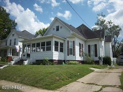 Johnston City Single Family Home For Sale: 307 W Broadway