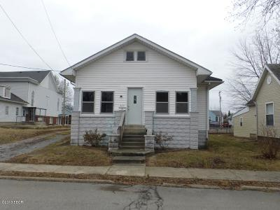 Marion Single Family Home For Sale: 507 S Madison Street