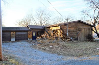 West Frankfort Single Family Home For Sale: 16733 Brussells