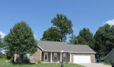 Carterville Single Family Home For Sale: 112 Breeze Drive