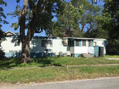 Metropolis Single Family Home For Sale: 601 W 11th