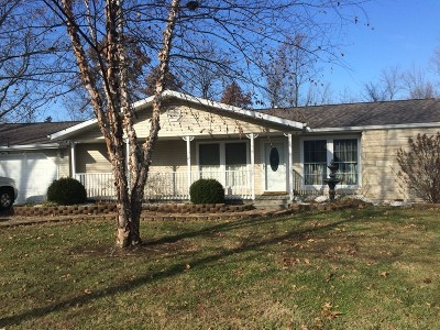 Marion Single Family Home For Sale: 3104 W Lakeview