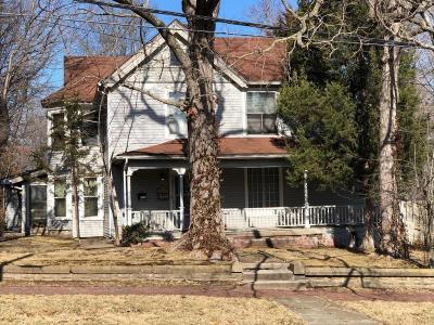 Carbondale Single Family Home Active Contingent: 600 W Oak St