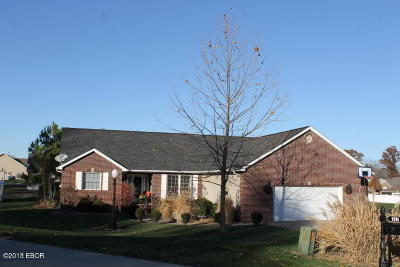 Carterville Single Family Home Active Contingent: 305 Breeze Drive