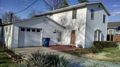 Jonesboro Single Family Home For Sale: 202 1/2 W Market