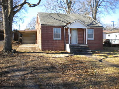 Single Family Home For Sale: 2113 Fourth Street
