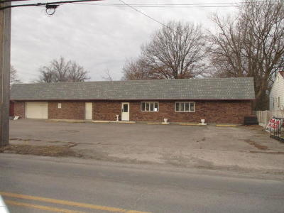 Benton Commercial For Sale: 1201 N Main Street