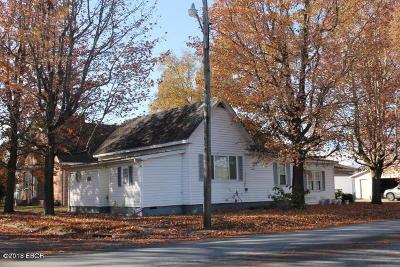 Herrin Single Family Home For Sale: 121 N 12th