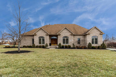 Marion Single Family Home Active Contingent: 1505 Gleneagle Drive