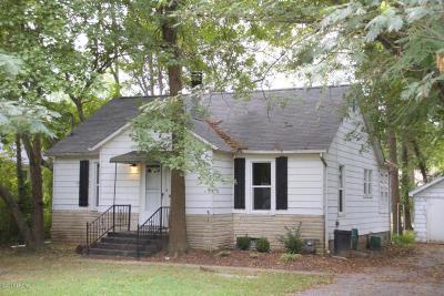 Carbondale Single Family Home For Sale: 514 N Springer Street