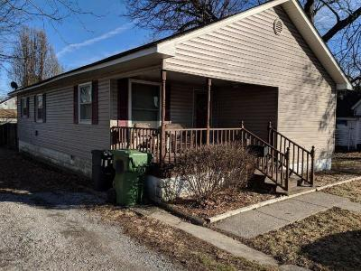 Herrin Single Family Home For Sale: 320 S 18th