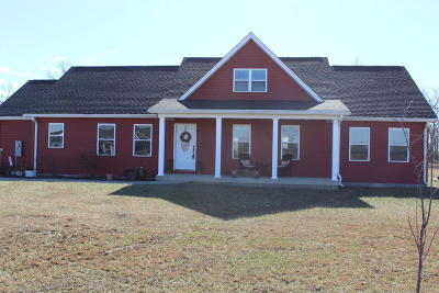 Marion Single Family Home Active Contingent: 15687 Jadin Road