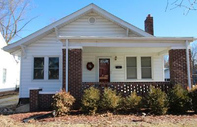 Marion Single Family Home For Sale: 1013 N Market