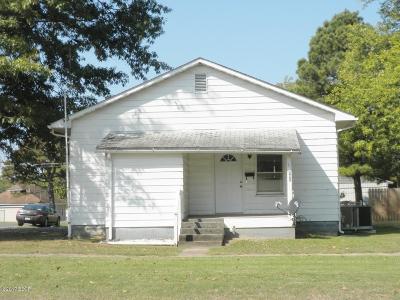 Herrin Single Family Home For Sale: 1017 S 13th Street