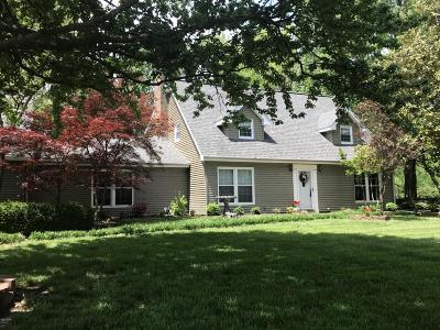 Carbondale Single Family Home For Sale: 100 S Parrish Lane
