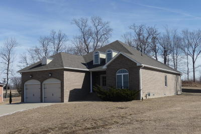 Marion Single Family Home Active Contingent: 1519 Champions Drive