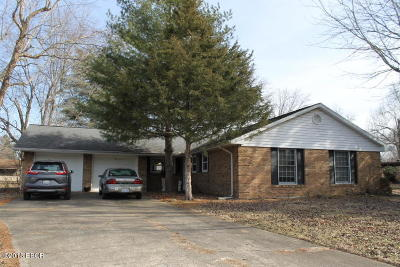 Marion Single Family Home For Sale: 3200 Sunset Terrace