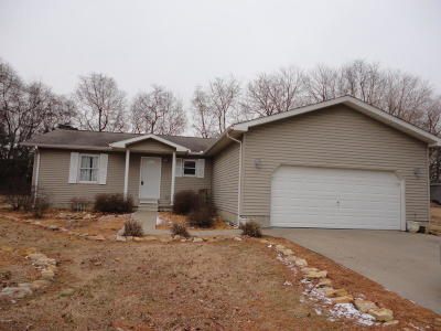 Johnson County Single Family Home For Sale: 709 Mulberry