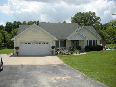 Murphysboro Single Family Home For Sale: 126 Alex Lane