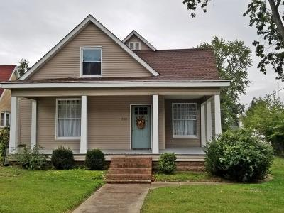Metropolis Single Family Home Active Contingent: 108 E 9th Street