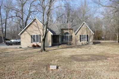 Metropolis Single Family Home Active Contingent: 863 Country Club Road