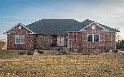 Marion Single Family Home Active Contingent: 12901 Quarter Horse Road