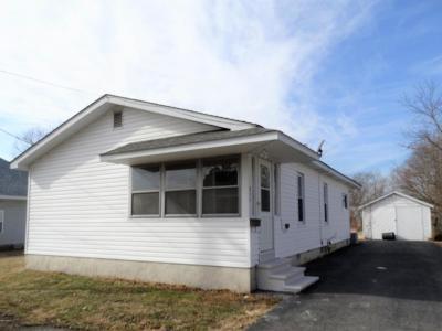 West Frankfort Single Family Home For Sale: 211 S Gardner