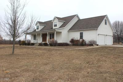 Carbondale Single Family Home For Sale: 12294 Burghof