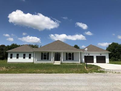 Marion Single Family Home For Sale: Cypress Grove Place