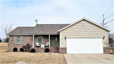 Single Family Home For Sale: 409 Bhrett Drive