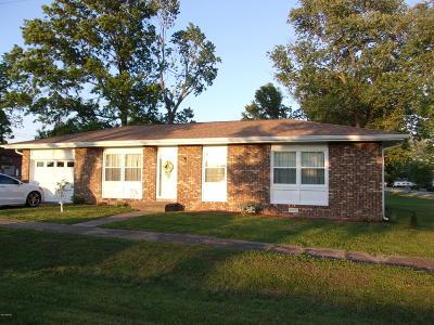 Marion Single Family Home For Sale: 1234 E No Name Terrace