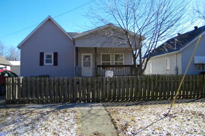 Herrin Single Family Home For Sale: 416 N 19th Street