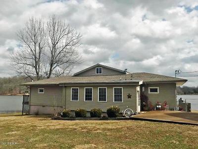 Massac County Single Family Home For Sale: 9217 Hohman Lake Rd