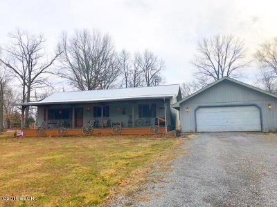 Marion Single Family Home For Sale: 20561 Buffalo Lick Road