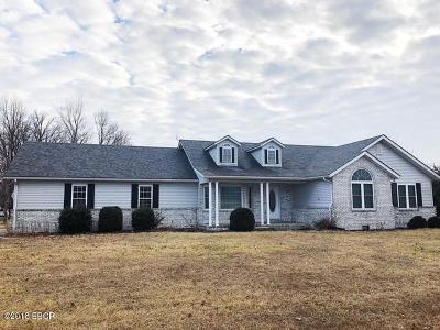 Herrin Single Family Home For Sale: 301 Bogie Drive