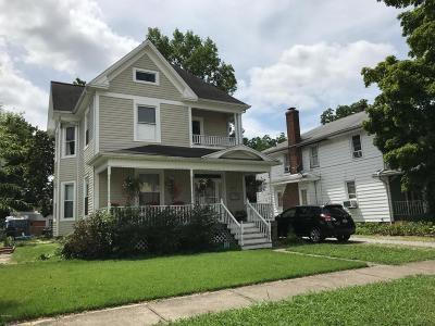 Murphysboro Single Family Home For Sale: 2131 Edith Street
