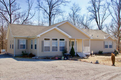 Carbondale IL Single Family Home For Sale: $230,000