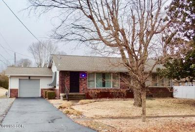 Marion Single Family Home For Sale: 902 S Carbon