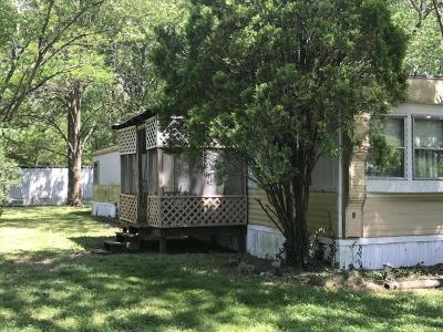Murphysboro Single Family Home For Sale: 50 McDowell Road