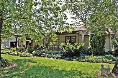 Massac County Single Family Home For Sale: 4296 Upper Salem Rd