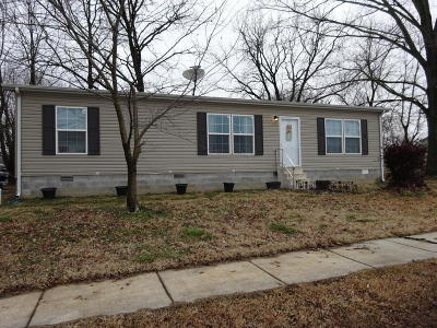 Saline County Single Family Home For Sale: 1308 Largent Street