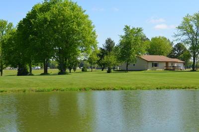 Murphysboro Single Family Home For Sale: 1234 E Grange Hall Road