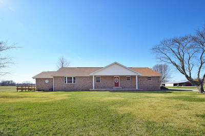 Herrin Single Family Home Active Contingent: 17197 Freeman Spur Road