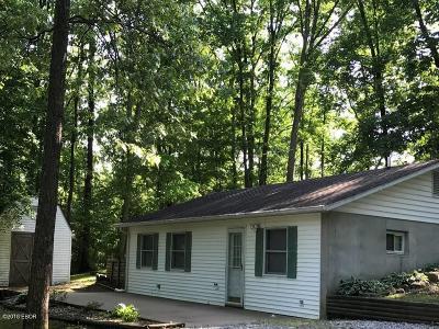 Single Family Home For Sale: 13017 Bennett Road