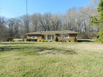 Saline County Single Family Home Active Contingent: 5390 S Hwy 45