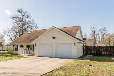 Marion Single Family Home For Sale: 101 Olivia Drive