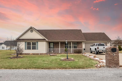 Herrin Single Family Home For Sale: 3212 Palomino Court