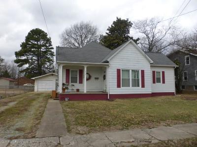 Marion Single Family Home For Sale: 808 N Van Buren Street