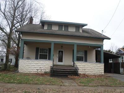 Benton Single Family Home For Sale: 217 N Commercial Street