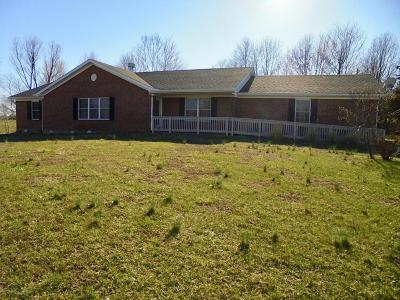 Eldorado Single Family Home Active Contingent: 3095 Goshen Trail Road